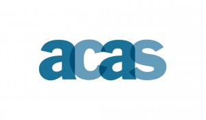 acas early conciliation - acas logo